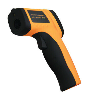 INFRARED THERMOMETER Famous Toledo LCD Display <1mW, Class 2 Laser