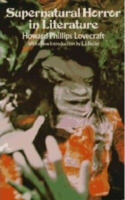 Supernatural Horror in Literature by H. P. Lovecraft (Paperback, 1973)