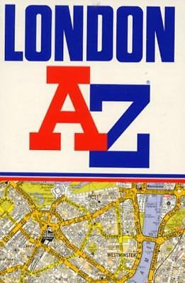 A. to Z. London Street Atlas - Geographers' A-Z Map Company - Acceptable - Pa...