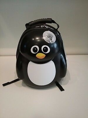 Kinderrucksack Cuties Pinguin Neu