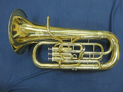 Dillon Music 4 Valve Non-Compensating Euphonium Lacquer Finish [3112903]