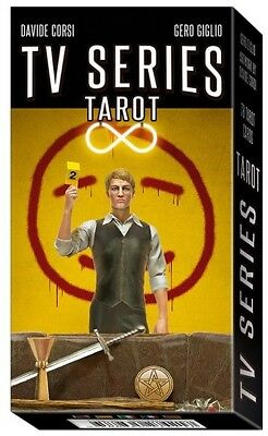 TV Series Tarot deck, from Loscarabeo, brand new!