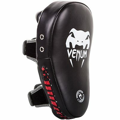 Venum Elite Small Kickboxing Muay Thai Pads MMA Mitts Martial Arts Boxing