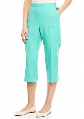 16 Acapulco Pull-on Capri  NWT $48 ALFRED DUNNER® 10