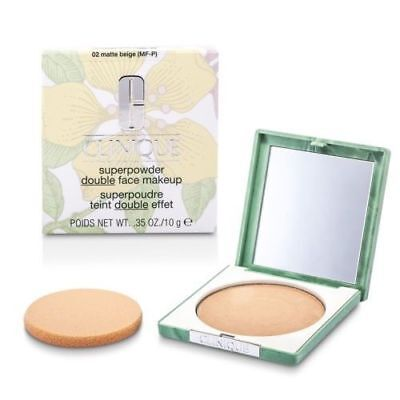 Clinique Superpowder Double Face Makeup 0.35oz/10g (N1 to N6)