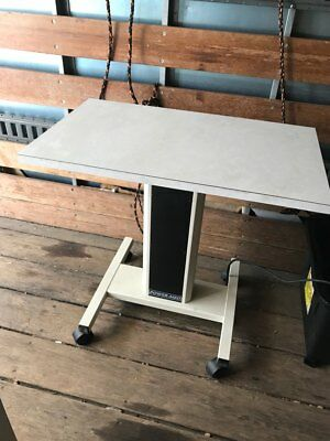 Power-Med Power Rolling Instrument Table