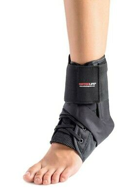 ASO ankle stabiliser brace support medspec Orthosis physio support injury/sprain