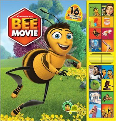 Bee Movie Book The Cheap Fast Free Post