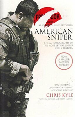 American Sniper Sainsbury Pb by Kyle  Chris Book The Cheap Fast Free Post