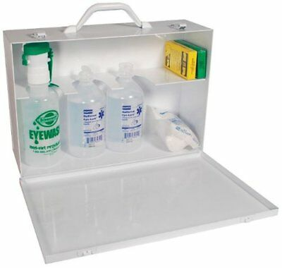 OpenBox North by Honeywell 242020 Emergency Eye Wash Station withtwo 126034L