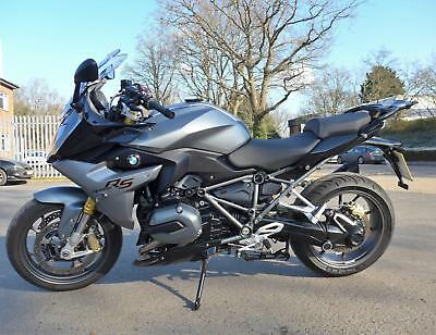BMW R1200RS Sport (16) Grey 1 OWNER+FULL BMW HISTORY+SHIFT ASSIST PRO!