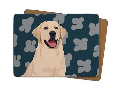 Leslie Gerry LGTMA044 Single Table Place Mat Boxer Dog