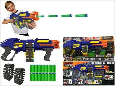 Gun Zombie Blaster Strike Rapid Fire Foam Soft Darts Nerf N Kids Toy Dart Cs New