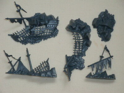 Shipwrecks - Dreadfleet *Man O'War* Games Workshop