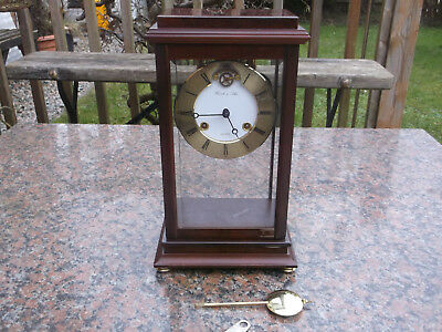 Hermle mantel clocks GERMAN