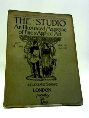 The Studio An Illustrated Magazine of Fine &am  Book (Charles Holme) (ID:72382)