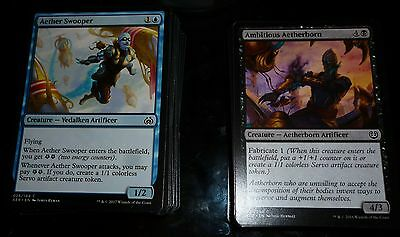 Bulk Magic the Gathering cards Kaladesh Block 100 job lot - commons MTG