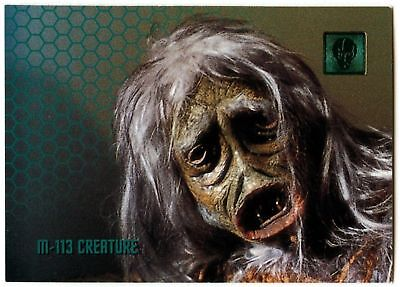 M-113 Creature #90 30 Years Of Star Trek Phase 1 Skybox 1995 Trade Card (C1034)