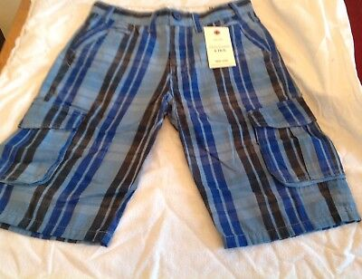 BOYS ABERCROMBIE & FITCH COMBAT SHORTS 9-16Yrs BNWT RRP 29.99 FREE P&P