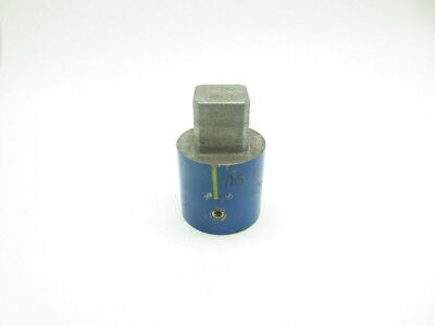 New Steel Shaft Coupling Adapter 1-3/8in Bore X 5/16 Kw