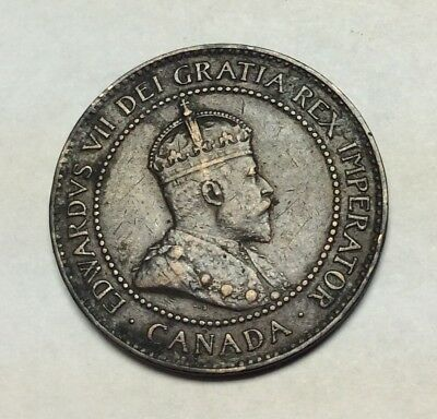 1905 Canada Large Cent