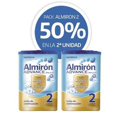 ALMIRON Advance 2 800G + 800G al 50%