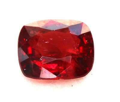 0,90 ct Superbe Spinelle Rouge de Tanzanie