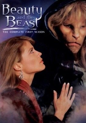 BEAUTY AND THE BEAST COMPLETE FIRST SEASON 1 DVD Sealed