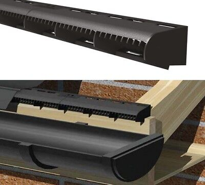 10mm Over Fascia Vent - 1m Long Vents - Eaves Ventilation / Roof Space Air Flow