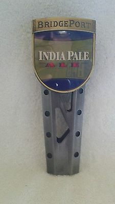 "COLLECTIBLE BRIDGEPORT INDIAN PALE ALE 7"" New"