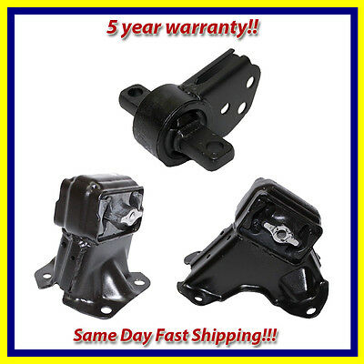 Jeep Commander Grand Cherokee 3.7L 5529 5541 Set of 2pcs For Engine Motor Mount