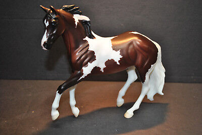 Breyer Reeves Brown, White & Black Horse Collectible