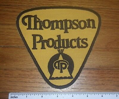 "Thompson Products ""pre TRW"" 