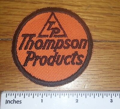 "Thompson Products Roundel Orange ""pre TRW"" 