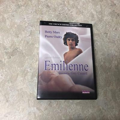 Emilienne DVD Betty Mars, Pierre Oudry, Asterix, French w/English Subtitles, NR