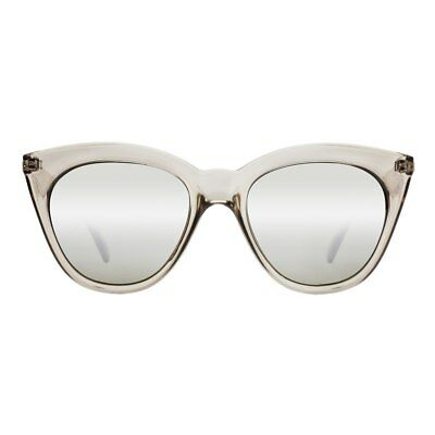 Le Specs Halfmoon Magic Women's Sunglasses - Stone