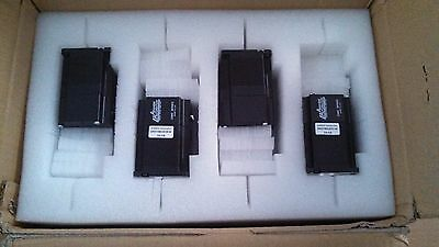 (4) NEW Anaheim 23MD High torque 425 in-oz Stepper Motor with Driver