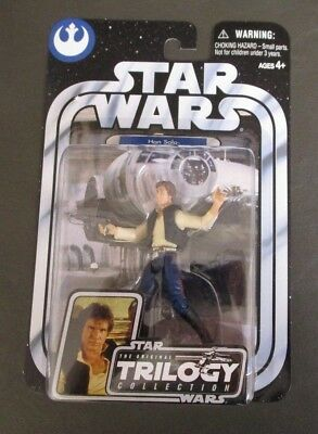 Han Solo 2004 STAR WARS Original Trilogy Collection OTC MOC #07 7