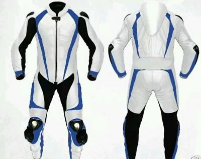 Moterbike  Racing Motorcycl Motogp Cowhide Suit Leather