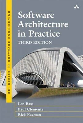 Software Architecture in Practice by Len Bass 9780321815736 (Hardback, 2012)