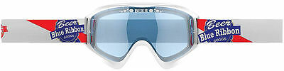 Beer Optics Ice Cold Beer PBRB Mens Snowboard Skiing Snowmobile Goggles