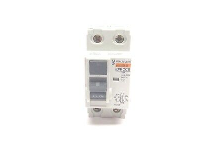 Merlin Gerin ID/RCCB 16201 Multi 9 2P 25A 240V Residual Current Circuit Breaker