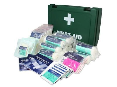 Reliance Medical HSE 50 Person Workplace First Aid Kit + Case + Free 24 H Del