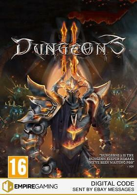 Dungeons 2 PC / Mac / Linux (Steam Download Key)