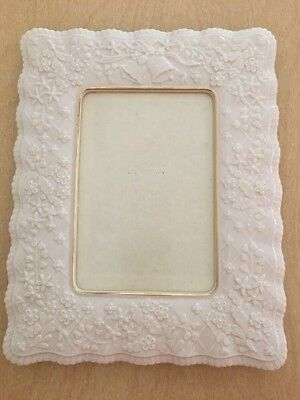 LENOX Wedding Promises Collection Portrait Gallery 5 x 7 PICTURE FRAME