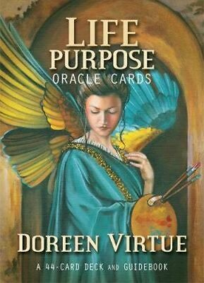 NEW Life's Purpose Oracle Cards By Doreen Virtue Free Shipping