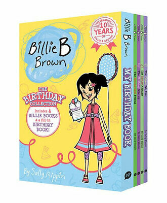 NEW Billie B Brown: The Birthday Collection By Sally Rippin Multi-Copy Pack