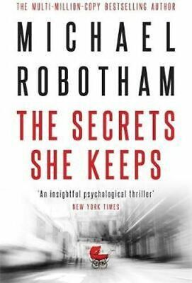 NEW The Secrets She Keeps By Michael Robotham Paperback Free Shipping