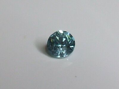 Natural earth-mined blue zircon quality gem ...1.45 carat