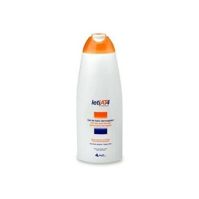 LETI AT-4 Gel de Baño Dermograso 750ML